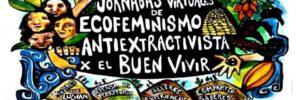 Mujeres de Kurdistán en las Jornadas Ecofeministas Antiextractivistas por el Buen Vivir