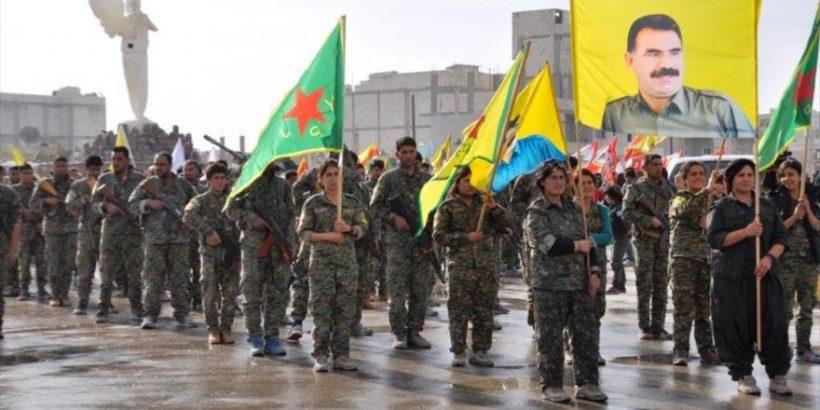 Ocalan Siria YPJ YPG