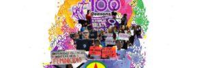 Rumbo al #8M: campaña y encuentro contra el feminicidio desde Abya Yala hasta Kurdistán